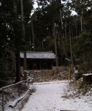 三社神社前