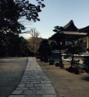 円福寺境内