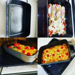 オーブン料理
